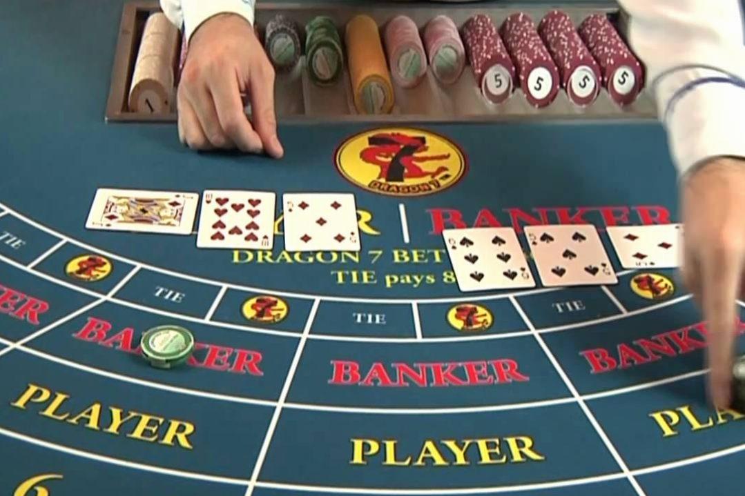 Punto Banco spelen bij een fysieke casino
