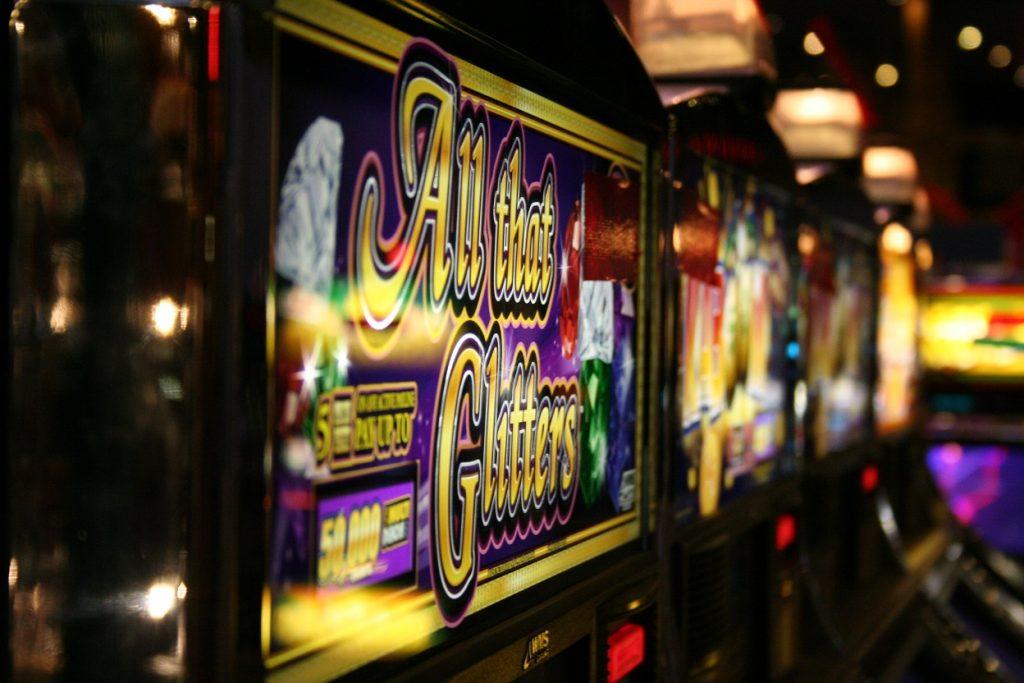 Online Gokkasten in het casino bespelen