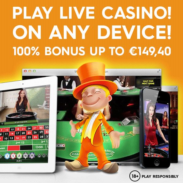Fortuin Casino kan je op elk device spelen