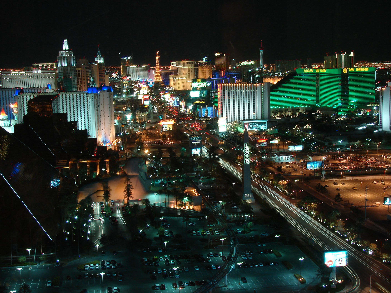 Gokken in Amerika Las Vegas Strip