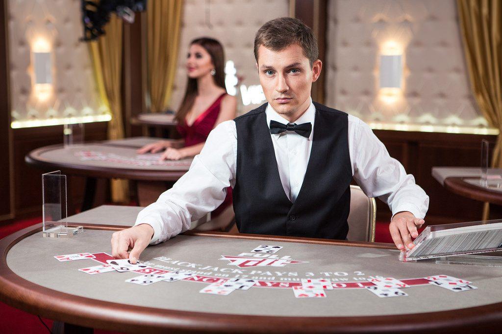 Live Casino spelen tegen echte dealers