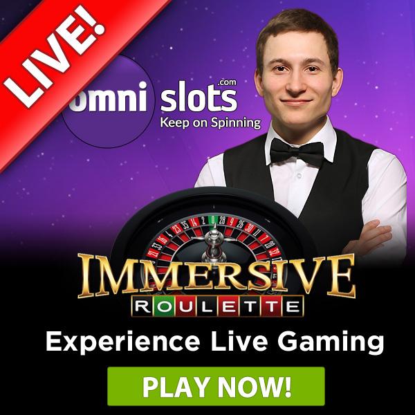 Omni slots faciliteert in immersive roulette, aanrader!